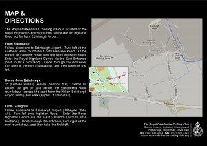 RCCC Map & Directions