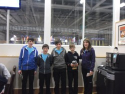 Asham Under 14 Slam - Braehead winners