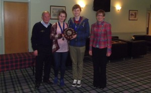 2012 Scottish Mixed Doubles