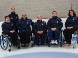 Scotland World Wheelchair Squad 2013