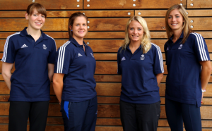 Team GB Female Curlers