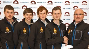 Asham U21 Slam M Winners 2