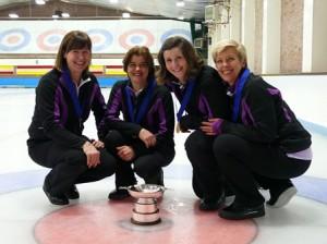 2014 Scottish Senior Women's Champions
