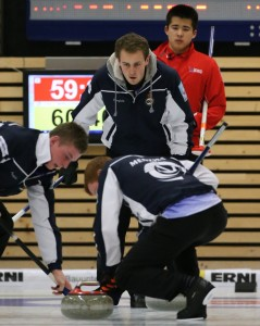 World Junior Curling Championships 2014, Flims