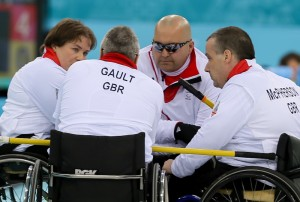 Paralympic Winter Games 2014, Sochi, Russia, Curling