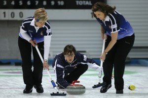 World Senior Curling Championships 2014, Dumfries, Scotland
